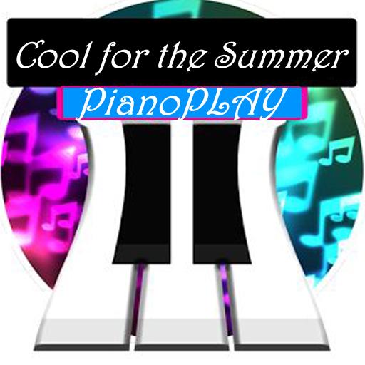 音乐のCool for the Summer: PianoPLAY LOGO-HotApp4Game