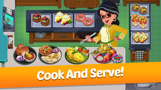 Cooking Empire With Chef Sanjeev Kapoor apkpoly screenshots 1