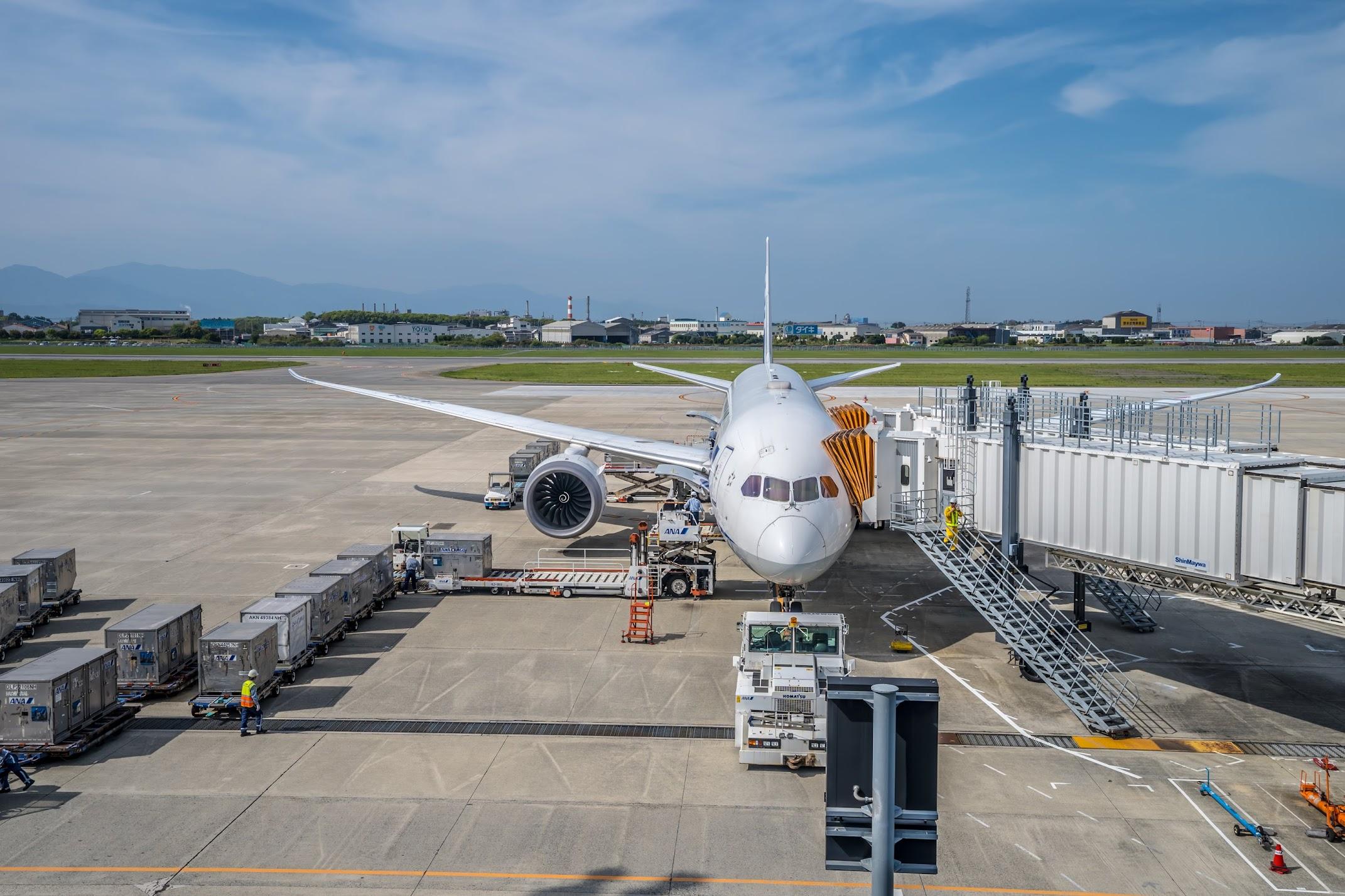 Matsuyama Airport Observation deck4