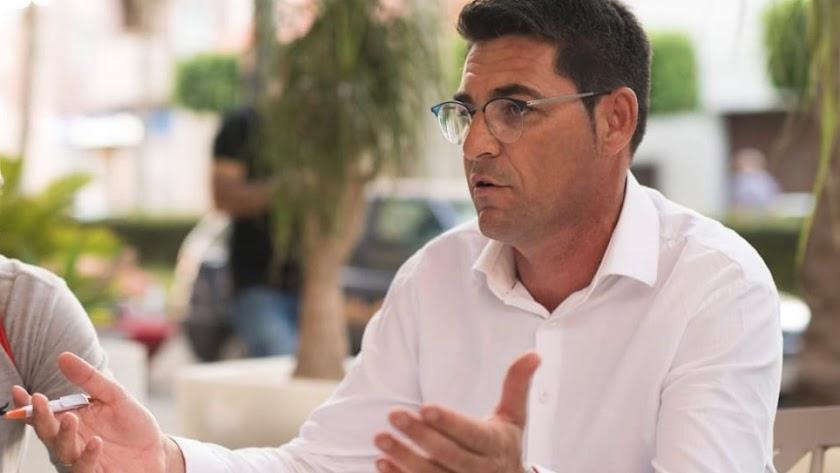 Rafael Bretones nuevo secretario de Organización de Cs en Almería.