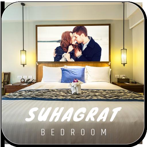 Suhagrat Bedroom Photo Suit