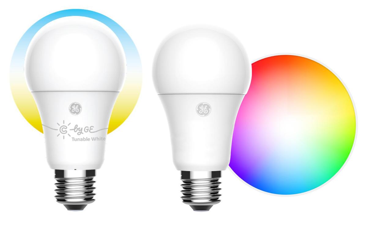 Tunable White Lighting & Tunable Full Color Lighting - source: techhive.com