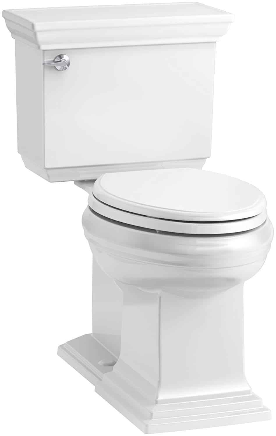 KOHLER K-6669-0 MEMOIR STATELY COMFORT HEIGHT ALONG GATED 1.2 8GPF TOILET