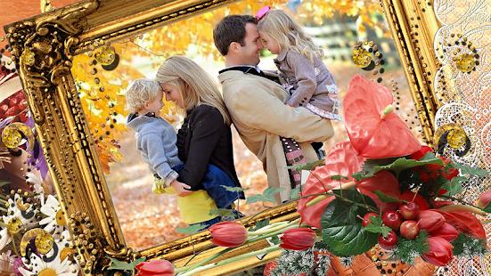 Family Photo Frame - náhled