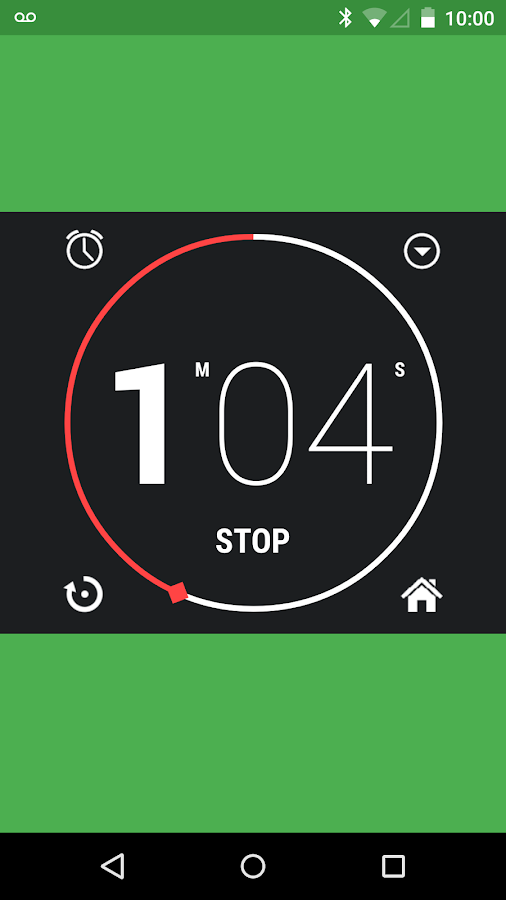 Toastmasters Timer- screenshot