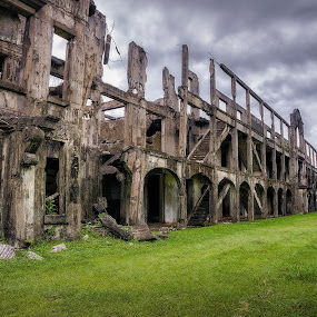 by Franciz Cayetano - Buildings & Architecture Decaying & Abandoned (  )