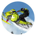 Snowmobile New Tabs Hot Outdoors HD Themes