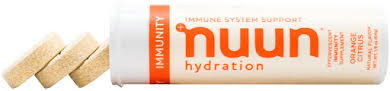 Nuun Immunity Hydration Tablets: Orange Citrus, Box of 8 alternate image 0