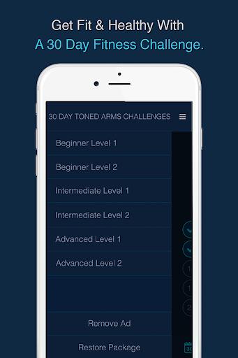 30 Day Arm Challenge