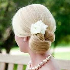 Fryzura ślubna Dla Rzadkich Włosów