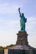 Photo: The Statue of Liberty