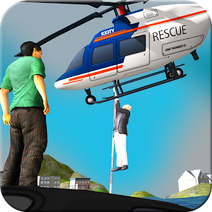 Helicopter Rescue Flight Sim for PC and MAC