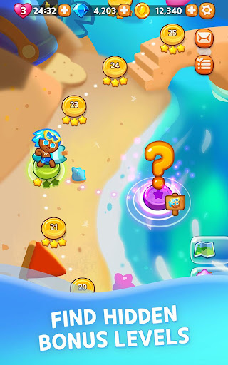 Cookie Run: Puzzle World 2.0.0 screenshots 4