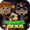 Map Hogwarts for MCPE file APK Free for PC, smart TV Download