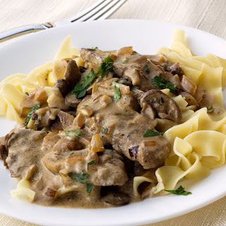 Beef Stroganoff With Brandy And Cream Recipes