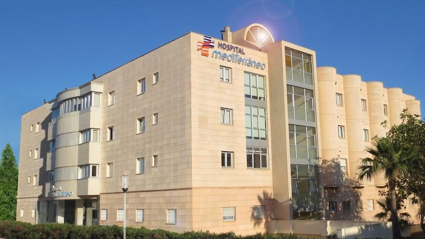 HLA Mediterráneo, grupo hospitalario en Almería