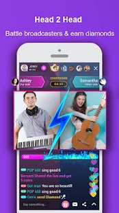 LiveMe - Video chat, new friends, and make money Screenshot