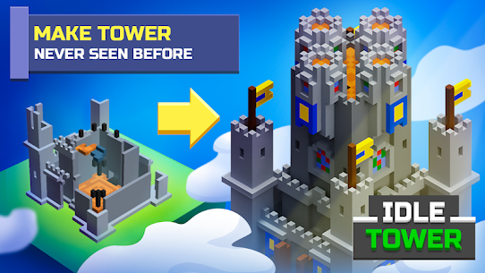 TapTower Mod Apk 1.14 (Free Shopping + Unlimited Money) 5