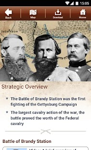 Brandy Station Battle App- screenshot thumbnail