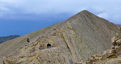Photo: Approaching Sacajawea
