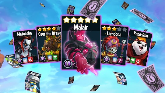 Monster Legends Mod APK 9.4.7 (Unlimited Money) for Android 3