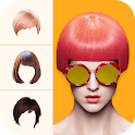 Hairstyle Try On - Hair Styles and Haircuts icon