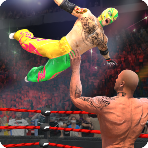 WORLD WRESTLING MANIA : WRESTLING GAMES & FIGHTING
