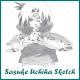 Gambar Sketsa Sasuke Uchiha Keren (app)