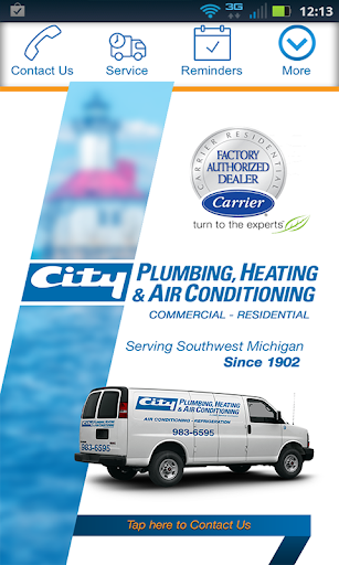 City Plumbing Heating AC