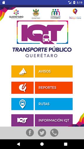 IQT Transporte Público Querétaro, QroTaxi 1.74 screenshots 1