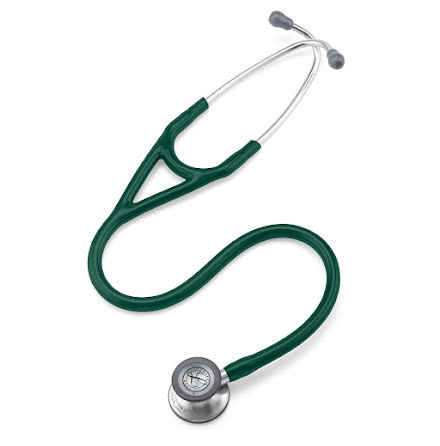 Littmann Cardiology IV Hunter Green