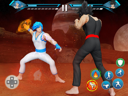 Karate king Fighting 2019: Super Kung Fu Fight screenshots 9