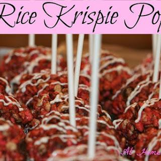 Rice Krispies Pops