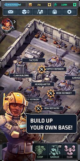 Idle War u2013 Tank Tycoon 0.4.3 screenshots 3