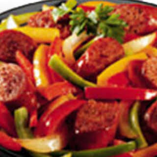 Italian Sausage & Pepper Medley.