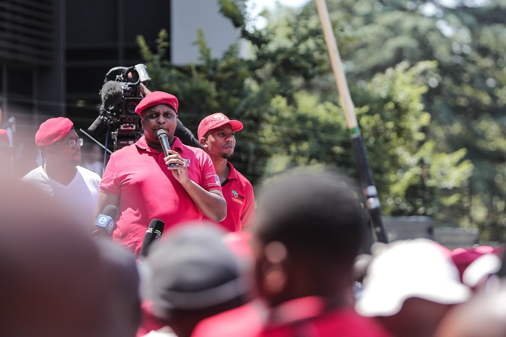 R1bn donated to Cyril's' NDZ's ANC presidential campaigns' says EFF