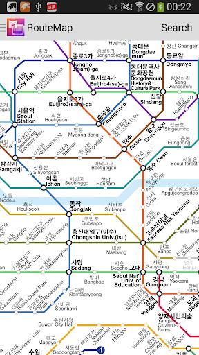 Metro Seoul Subway