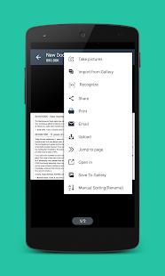 Mini Scanner - PDF Scanner App - náhled