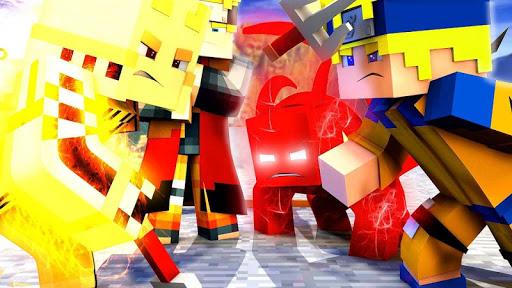 Anime Skins for Minecraft PE 1.2 screenshots 1