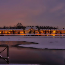 Old military castle in Stockholm by Dan Westtorp - Buildings & Architecture Public & Historical
