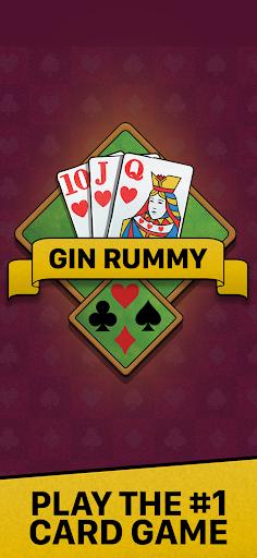 Gin Rummy Free! 1.0.16 screenshots 6