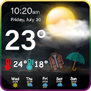 Accurate Weather - Live Weather Forecast