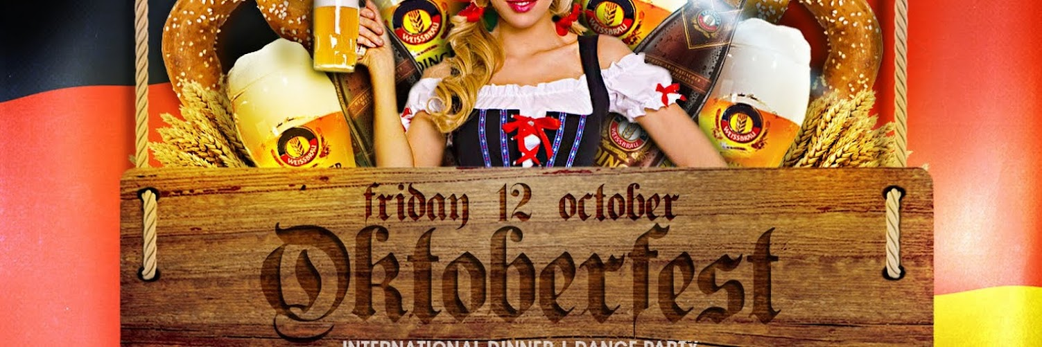 International Oktoberfest - Fizz Friday