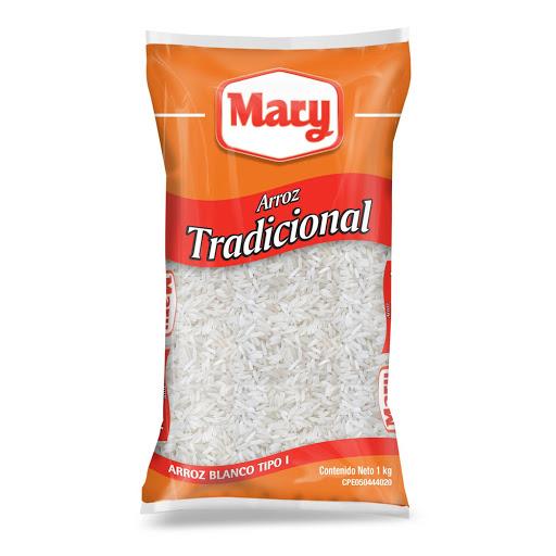 arroz mary tradicional 1 kg.