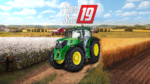 Farm Sim 2019 - Tractor Farming Simulator 3D 1.3 screenshots 1