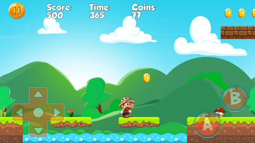 Deno's World - Jungle Adventure 3.1.0 screenshots 1