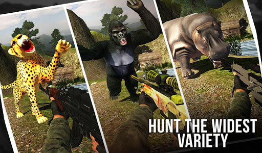 Ultimate Deer Hunting 2018: Sniper 3D Games screenshots 18