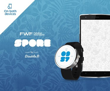 Spore Android Watch Face FWF- screenshot thumbnail