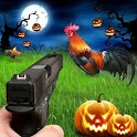 Frenzy Chicken Shooter 3D: Shooting Games with Gun icon