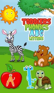 Toddlers Phonics ABC Letters v1.0.0
